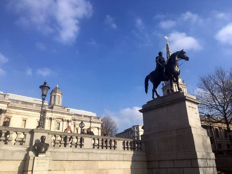 Trafalgar Square Gallery